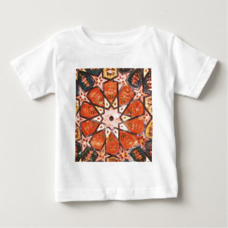 Islamic Star design OTTOMAN PERIOD Baby T-Shirt