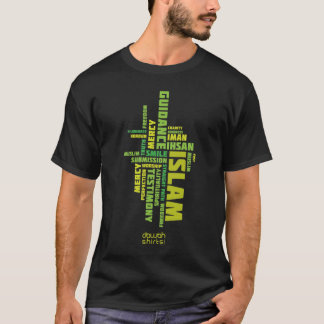 Islamic Words T-Shirt