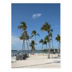 Islamorada Florida Beach Postcard