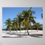 Islamorada Florida Beach Poster