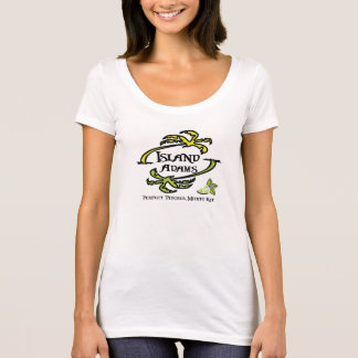Island Adam Ladies Scoop Neck T T-Shirt