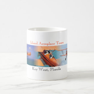Island Aeroplane Tours 15 oz Mug