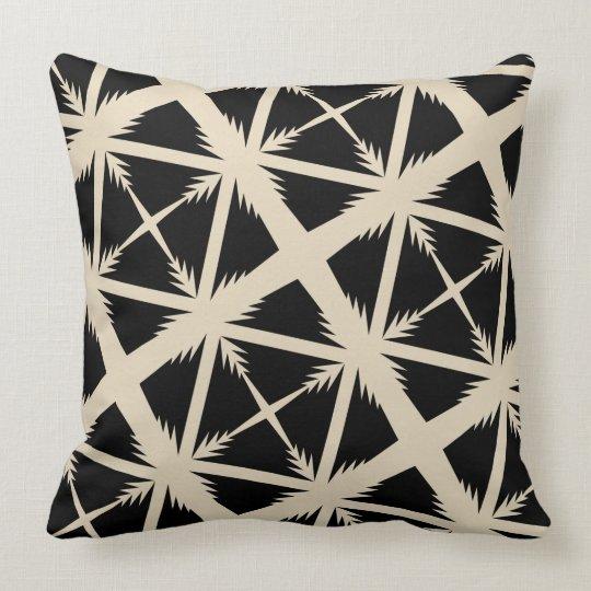 Island Bamboo Lattice Throw Pillow