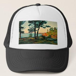 Island Beauty Trucker Hat