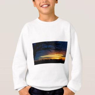 Island Blue Sunset Sweatshirt