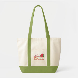 Island Bride Tote Bag