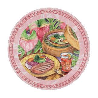 Island Cafe - Bamboo Steamer Boards