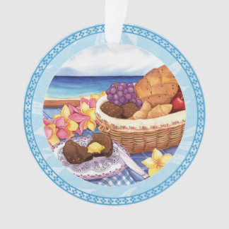 Island Cafe - Breakfast Lanai Ornament