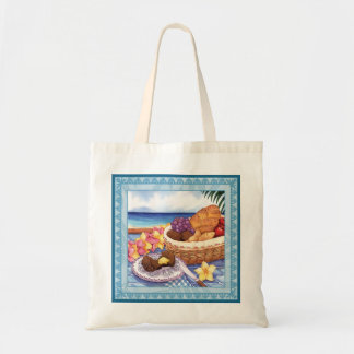 Island Cafe - Breakfast Lanai Tote Bag