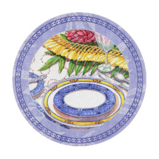 Island Cafe - Ginger Lei Place Setting Boards