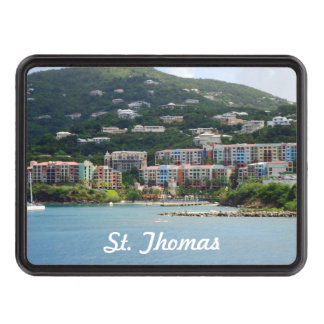 Island Color Trailer Hitch Covers