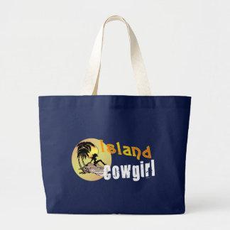 Island Cowgirl Drk Bag