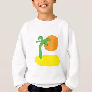 Island Drawing Sweatshirt