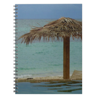 Island Dreaming Spiral Note Book