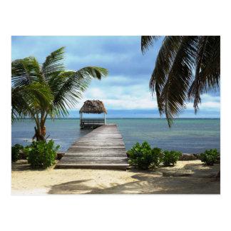 Island Dreams Postcard