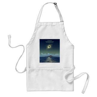 Island Eclipse, Island Eclipse Steven Vincent ... Adult Apron