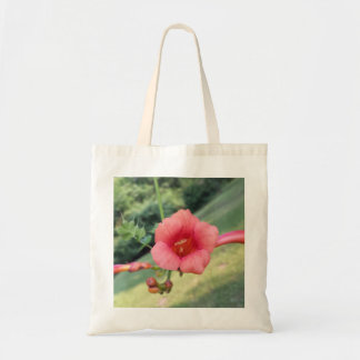 Island Flower Tote Bag