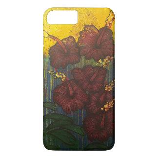 Island flowers iPhone 7 plus case