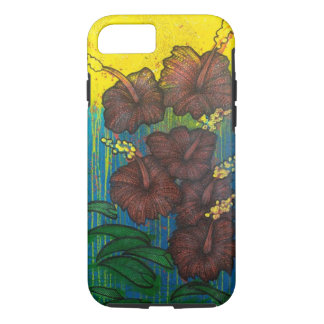 Island flowers iPhone 8/7 case