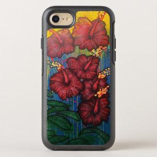 Island flowers OtterBox symmetry iPhone 7 case