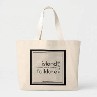 Island Folklore Jumbo Tote