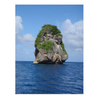 Island for one - Vava'u, Tonga Postcard