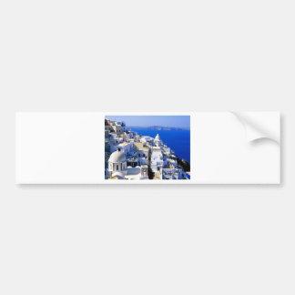 Island, Greece Bumper Stickers