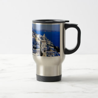 Island, Greece Travel Mug