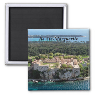 Island-Holy-Marguerite - Magnet