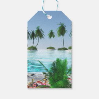 Island Hopping Gift Tags