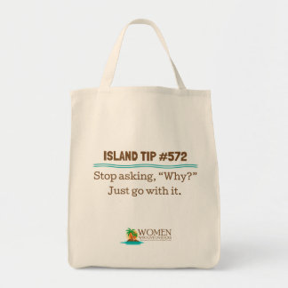 Island Insider's Canvas Eco Bag #572