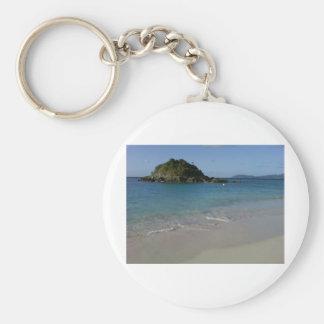 Island Keychain