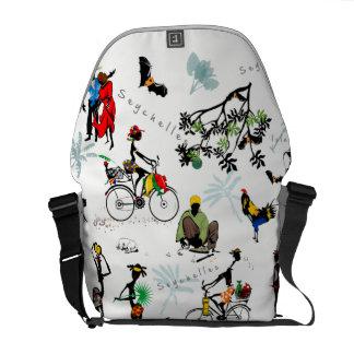Island life commuter bag