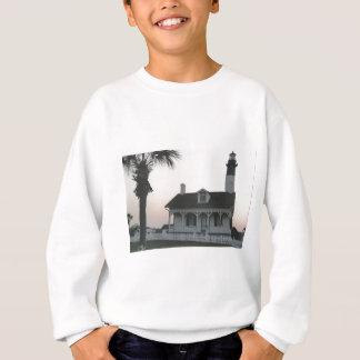 Island Light Tower light house Sweatshirt