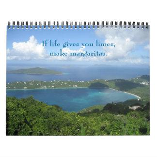 Island Living Calendars