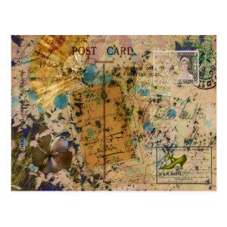 Island Love Postcard
