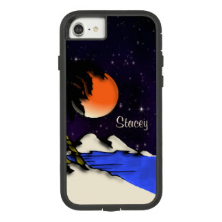 Island Night Personal Case-Mate Tough Extreme iPhone 8/7 Case