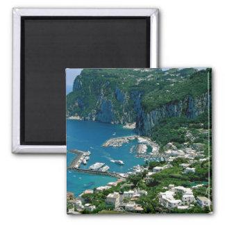 Island of Capri, Italy Magnet