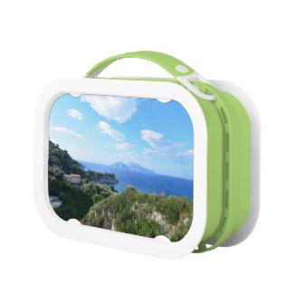 Island of Capri Lunchboxes