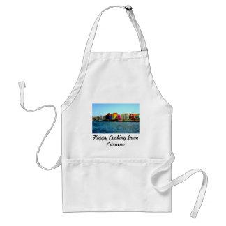 Island of Curacao Design by Admiro Standard Apron