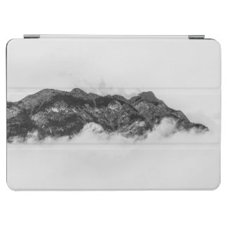 Island on clouds iPad air cover
