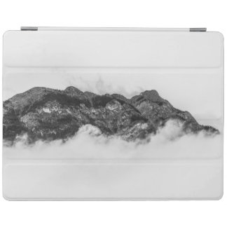 Island on clouds iPad cover