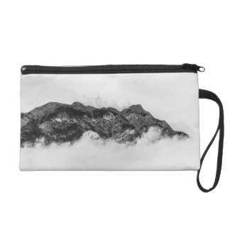 Island on clouds wristlet