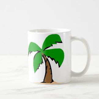 Island Palm Mug