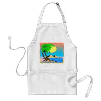 Island Paradise Standard Apron