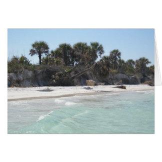 Island Paradise Card