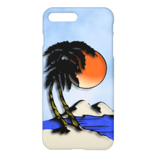 Island Paradise iPhone 8 Plus/7 Plus Case