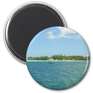 Island Paradise Mauritius Magnet