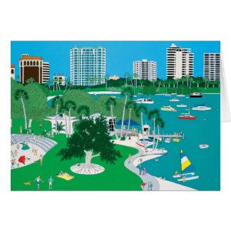 Island Park Sarasota Card