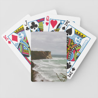 Island reproaches Cape Arkona Bicycle Playing Cards